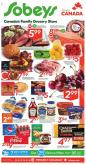 Sobeys Flyer - June 25, 2020 - July 01, 2020.