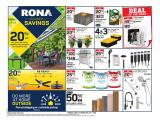 RONA Flyer - June 25, 2020 - July 01, 2020.