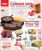 Quality Foods Flyer - June 29, 2020 - July 05, 2020.