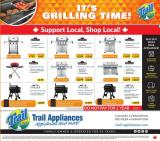 Trail Appliances Flyer - June 04, 2020 - July 04, 2020.