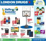 London Drugs Flyer - July 03, 2020 - July 08, 2020.