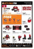 The Home Depot Flyer - July 07, 2020 - July 20, 2020.