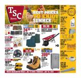 TSC Stores Flyer - July 10, 2020 - July 16, 2020.
