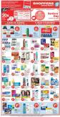 Shoppers Drug Mart Flyer - July 11, 2020 - July 16, 2020.
