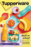 Tupperware Flyer - July 09, 2020 - August 12, 2020.