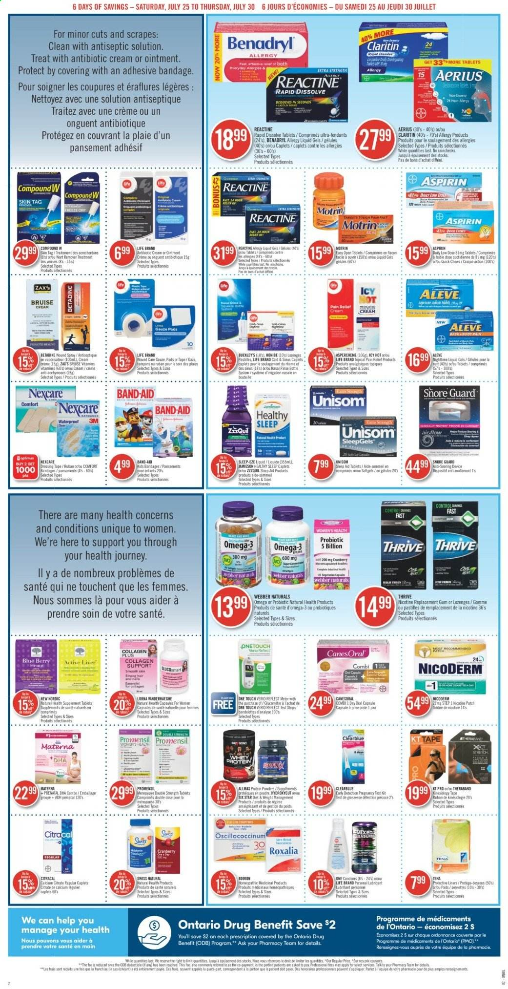 Shoppers Drug Mart Flyer July 25 2020 July 30 2020 Canadian