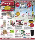 Peavey Mart Flyer - July 23, 2020 - August 02, 2020.