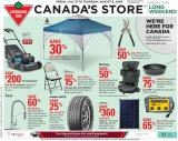 Canadian Tire Flyer - July 31, 2020 - August 06, 2020.