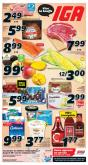 IGA Flyer - July 30, 2020 - August 05, 2020.