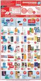 Shoppers Drug Mart Flyer - August 01, 2020 - August 07, 2020.