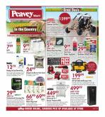 Peavey Mart Flyer - July 30, 2020 - August 05, 2020.