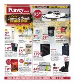Peavey Mart Flyer - August 06, 2020 - August 16, 2020.