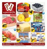 PA Supermarché Flyer - August 10, 2020 - August 16, 2020.