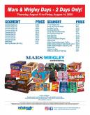 Wholesale Club Flyer - August 13, 2020 - August 14, 2020.