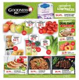 Goodness Me Flyer - August 13, 2020 - August 26, 2020.