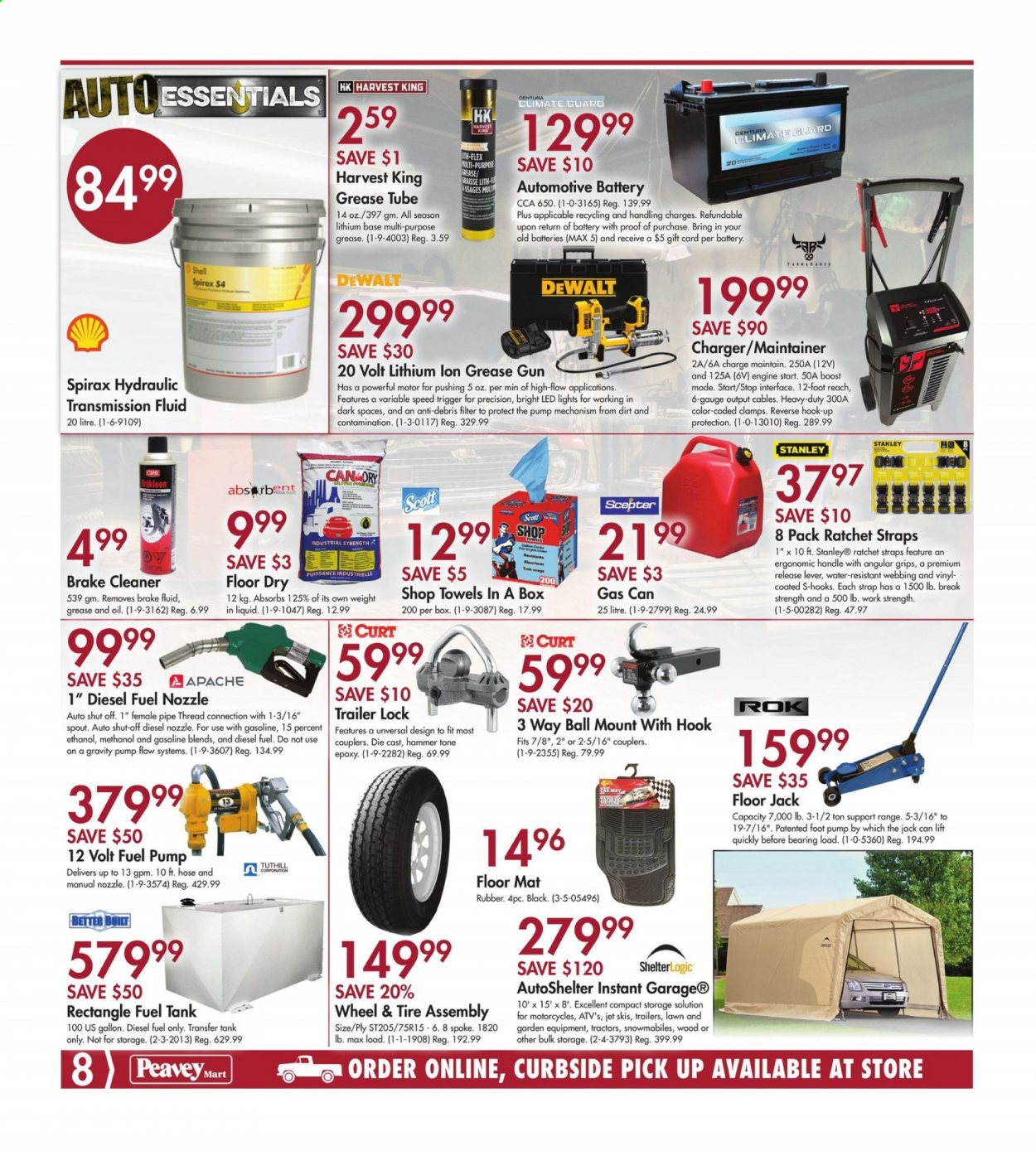 Peavey Mart Flyer August 13 2020 August 19 2020 Page 8 Canadian Flyers