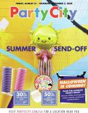 Party City Flyer - August 21, 2020 - September 03, 2020.