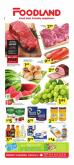 Foodland Flyer - August 20, 2020 - August 26, 2020.
