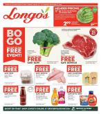 Longo's Flyer - August 20, 2020 - September 02, 2020.