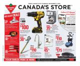 Canadian Tire Flyer - August 28, 2020 - September 03, 2020.