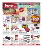 Peavey Mart Flyer - August 27, 2020 - September 06, 2020.