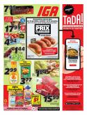 IGA Flyer - September 03, 2020 - September 09, 2020.