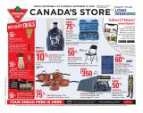 Canadian Tire Flyer - September 04, 2020 - September 10, 2020.