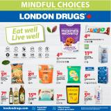 Circulaire London Drugs - 03 Septembre 2020 - 23 Septembre 2020.