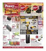 Peavey Mart Flyer - September 03, 2020 - September 09, 2020.