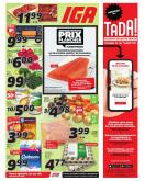 IGA Flyer - September 10, 2020 - September 16, 2020.