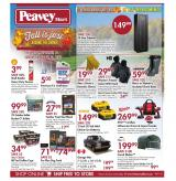 Peavey Mart Flyer - September 10, 2020 - September 20, 2020.