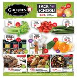 Goodness Me Flyer - September 10, 2020 - September 23, 2020.