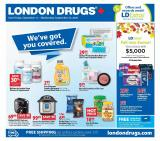 Circulaire London Drugs - 11 Septembre 2020 - 16 Septembre 2020.