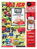 IGA Flyer - September 17, 2020 - September 23, 2020.