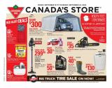 Canadian Tire Flyer - September 18, 2020 - September 24, 2020.