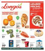 Longo's Flyer - September 17, 2020 - September 30, 2020.