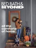 Bed Bath & Beyond Flyer - September 16, 2020 - September 28, 2020.