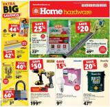 Home Hardware Flyer