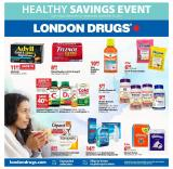 Circulaire London Drugs - 18 Septembre 2020 - 30 Septembre 2020.