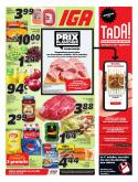 IGA Flyer - September 24, 2020 - September 30, 2020.