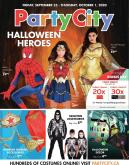 Party City Flyer - September 25, 2020 - October 01, 2020.