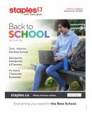 Staples Flyer - September 23, 2020 - September 29, 2020.