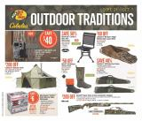 Bass Pro Shops Flyer - September 24, 2020 - October 07, 2020.