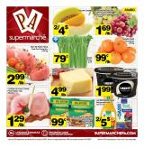 PA Supermarché Flyer - September 28, 2020 - October 04, 2020.