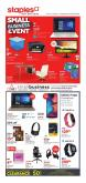Staples Flyer - September 30, 2020 - October 06, 2020.