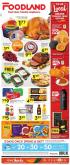 Foodland Flyer - October 08, 2020 - October 14, 2020.