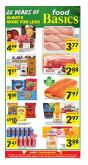 Food Basics Flyer - October 08, 2020 - October 14, 2020.
