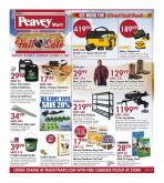 Peavey Mart Flyer - October 08, 2020 - October 14, 2020.