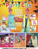 Party City Flyer - October 09, 2020 - October 15, 2020.