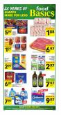 Food Basics Flyer - October 15, 2020 - October 21, 2020.
